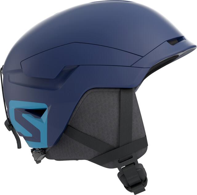 Salomon M's Quest Access Helmet Dress Blå/Hawaiian Surf